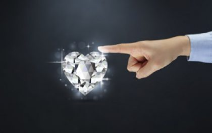 FIANCEE'S DIAMOND
